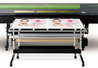 Roland VersaUV LEJ-640 Hybrid UV-LED Flatbed Inkjet Printer