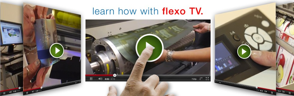 learn how with Flexo TV