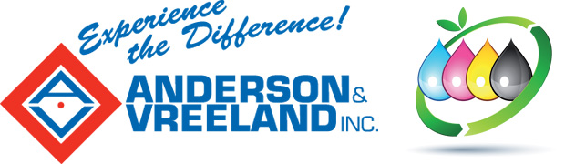 Anderson & Vreeland Inkjet Recycling