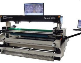 AV Flexologic SAMM 1500 Semi-Automatic Mounting Machine